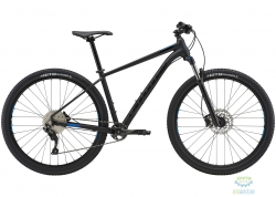 Велосипед 27.5 Cannondale Trail 5 рама - S 2019 BLK