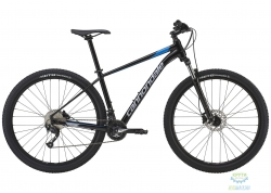 Велосипед 27.5 Cannondale Trail 7 рама - S 2019 BLK