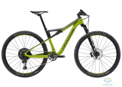 Велосипед 27.5 Cannondale Scalpel Si Crb 4 рама - S 2019 AGR