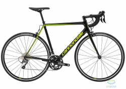 Велосипед 28 Cannondale SuperSix S6 EVO Carbon Tiagra рама - 52 2019 GRN