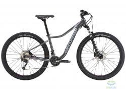 Велосипед 27.5 Cannondale Trail Tango 4 рама - S 2019 GRY