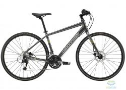 Велосипед 28 Cannondale Quick Disc 5 рама - M 2019 GRY