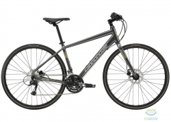 Велосипед 28 Cannondale Quick Disc 5 рама - L 2019 GRY