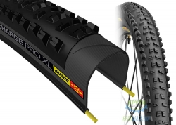 Покрышка 27.5x2.40 (57-584) Mavic CHARGE PRO XL, UST Tubeless Ready Folding DC 2x66 TPI