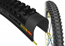 Покрышка 27.5x2.50 (64-584) Mavic CLAW PRO XL, UST Tubeless Ready Folding DC 2x66 TPI