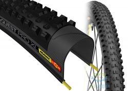 Покрышка 29x2.35 (60-622) Mavic QUEST PRO XL UST Tubeless Ready Folding DC 2x66 TPI