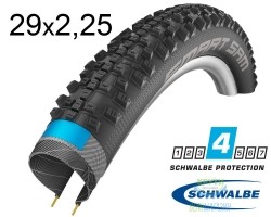 Покрышка 29x2.25 (57-622) Schwalbe SMART SAM Performance, DD, Folding B/B-SK HS476 DC 67EPI 35B EK