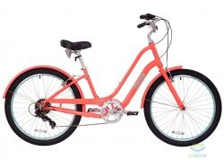 Велосипед 26 Schwinn SIVICA 7 Women коралл 2019