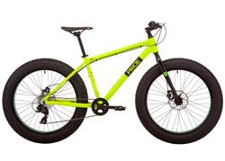 Велосипед 26 Pride DONUT 6.1 рама - M желтый 2019