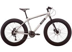 Велосипед 26 Pride DONUT 6.2 рама - M серый 2019