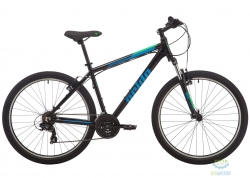 Велосипед 27,5 Pride MARVEL 7.1 рама - L черный 2019