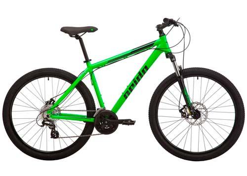 Велосипед 27,5 Pride MARVEL 7.2 рама - S зелёный 2019