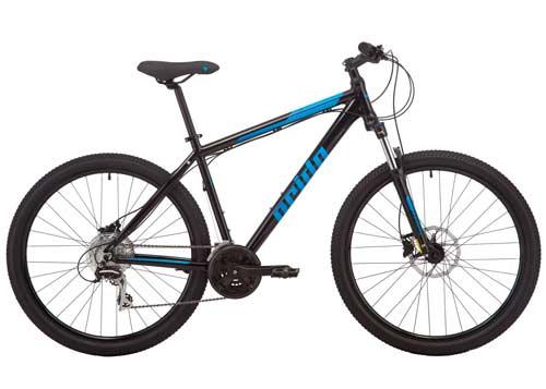 Велосипед 27,5 Pride MARVEL 7.3 рама - L черный 2019