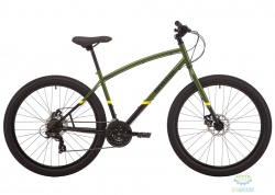 Велосипед 27,5 Pride ROCKSTEADY 7.1 рама - L хаки/черный 2019