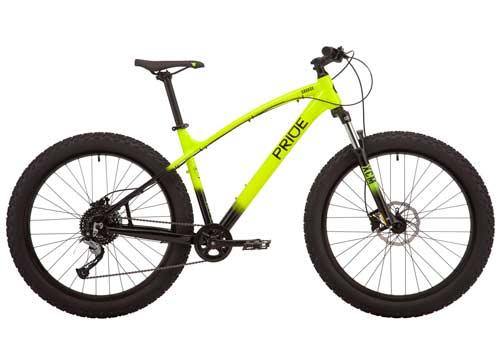 Велосипед 27,5 Pride SAVAGE 7.1 рама - M желтый 2019