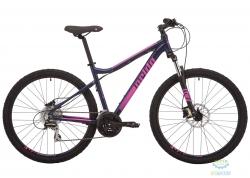 Велосипед 27,5 Pride STELLA 7.3 рама - M темно-синий 2019