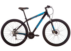 Велосипед 29 Pride MARVEL 9.3 рама - M черный 2019