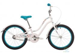 Велосипед 20 Pride Angel белый 2019