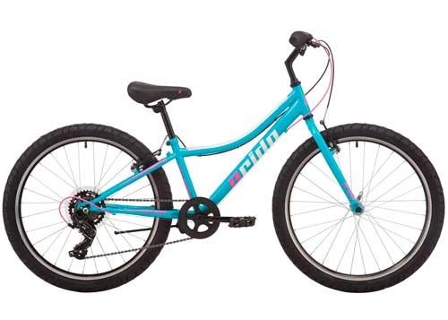 Велосипед 24 Pride LANNY 4.1 синий 2019