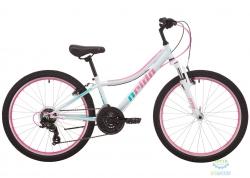 Велосипед 24 Pride LANNY 4.2 белый 2019