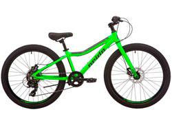 Велосипед 24 Pride MARVEL 4.1 зеленый 2019