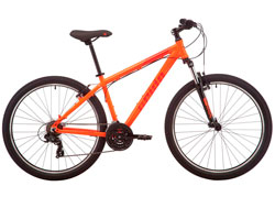 Велосипед 27,5 Pride MARVEL 7.1 рама - L оранжевый 2019