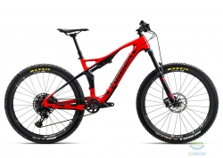Велосипед Orbea OCCAM AM M30 L Red - Black 2019