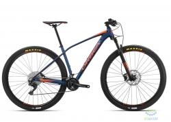 Велосипед Orbea ALMA 29 H30-XT L Blue - Orange 2019