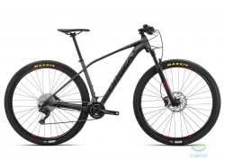 Велосипед Orbea ALMA 29 H30-XT XL Black - Black 2019