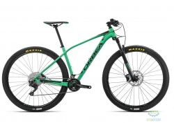 Велосипед Orbea ALMA 29 H30-XT XL Mint - Black 2019