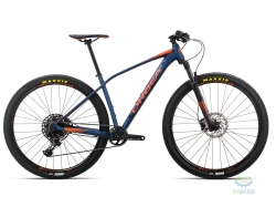 Велосипед Orbea ALMA 29 H30-EAGLE M Blue - Orange 2019