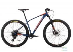 Велосипед Orbea ALMA 29 H30-EAGLE L Blue - Orange 2019