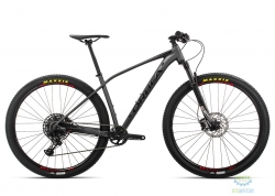 Велосипед Orbea ALMA 29 H30-EAGLE XL Black - Black 2019