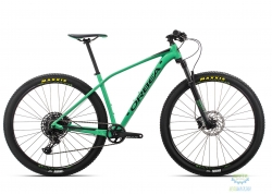 Велосипед Orbea ALMA 29 H30-EAGLE XL Mint - Black 2019