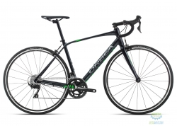 Велосипед Orbea AVANT H30 53 Black - Anthracite - Green 2019