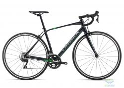 Велосипед Orbea AVANT H30 53 Black - Anthracite - Green 2019