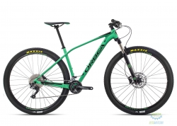 Велосипед Orbea ALMA 27 H50 M Mint - Black 2019