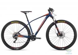 Велосипед Orbea ALMA 27 H50 M Blue - Orange 2019