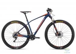 Велосипед Orbea ALMA 29 H50 XL Blue - Orange 2019