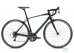Велосипед Orbea AVANT H40 55 Black - Anthracite - Green 2019
