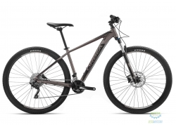 Велосипед Orbea MX 29 10 M Silver - Black 2019