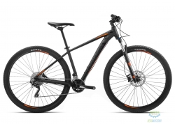Велосипед Orbea MX 29 10 L Black - Orange 2019