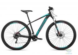 Велосипед Orbea MX 29 10 L Black - Turquoise - Red 2019