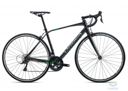 Велосипед Orbea AVANT H50 53 Black - Anthracite - Green 2019