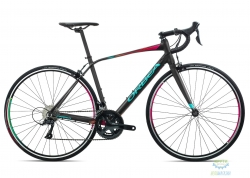 Велосипед Orbea AVANT H50 53 Black - Pink - Jade 2019