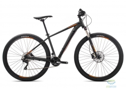 Велосипед Orbea MX 27 20 M Black - Orange 2019