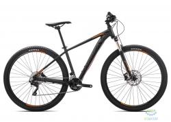 Велосипед Orbea MX 27 20 M Black - Orange 2019