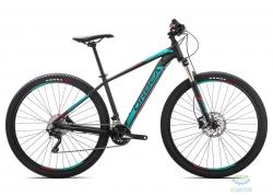 Велосипед Orbea MX 29 20 L Black - Turquoise - Red 2019
