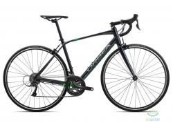 Велосипед Orbea AVANT H60 55 Black - Anthracite - Green 2019