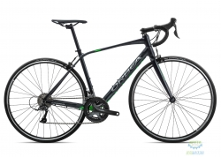 Велосипед Orbea AVANT H60 57 Black - Anthracite - Green 2019